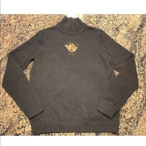Vintage Ralph Lauren HORSE Sweater Size Small polo